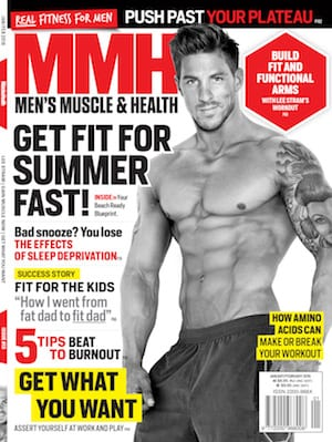 MMH cover with Fitdad article