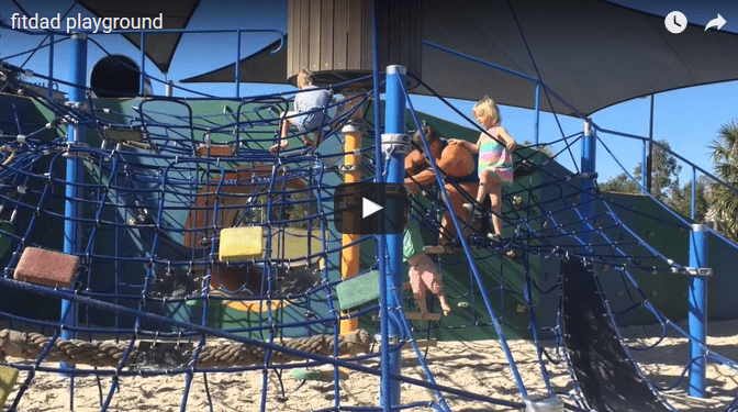 Fitdad Playground with Julius