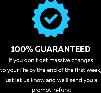 100% guaranteed